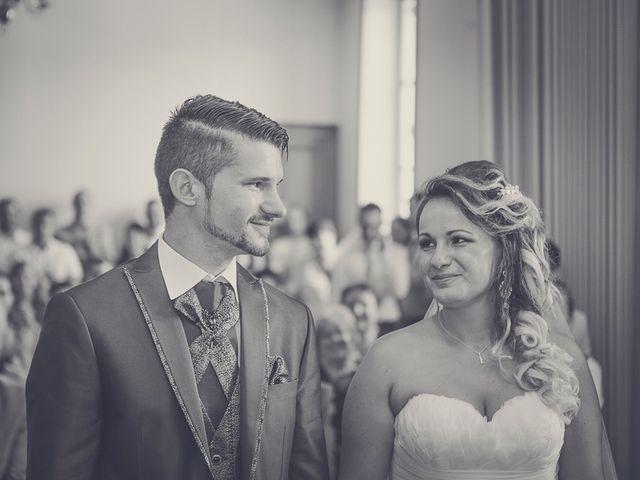 Le mariage de Jonathan et Gladys à Vonnas, Ain 18