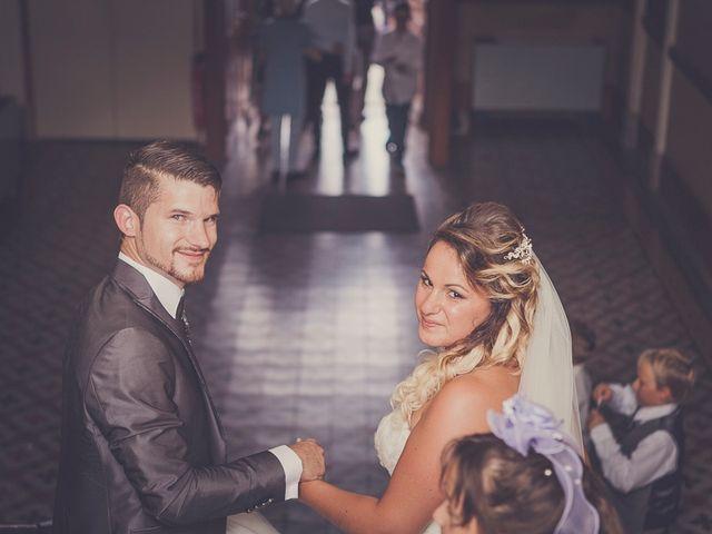 Le mariage de Jonathan et Gladys à Vonnas, Ain 22