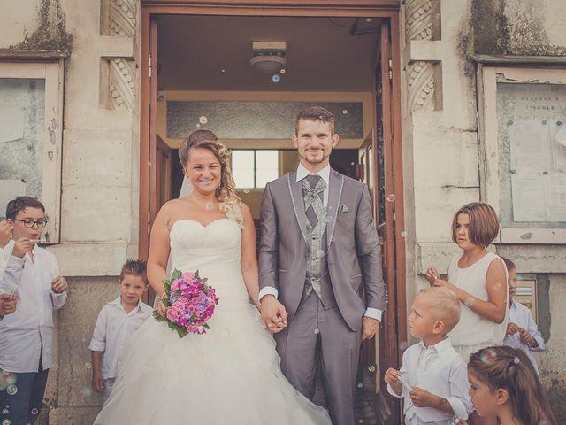 Le mariage de Jonathan et Gladys à Vonnas, Ain 23