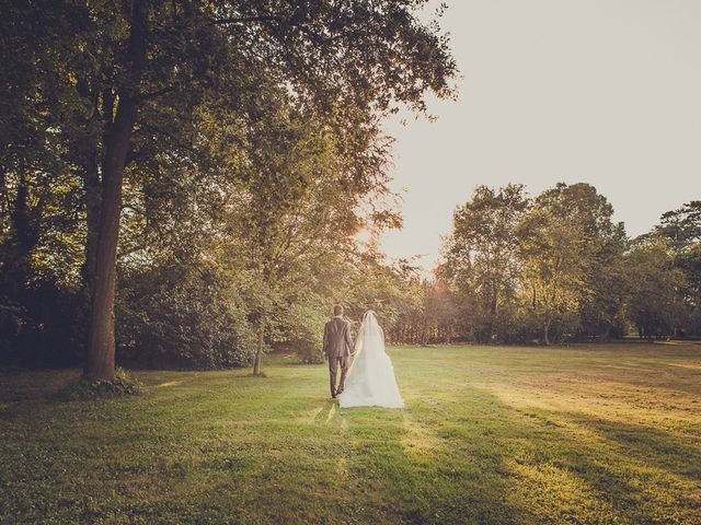 Le mariage de Jonathan et Gladys à Vonnas, Ain 27