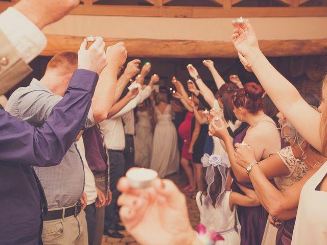 Le mariage de Jonathan et Gladys à Vonnas, Ain 35