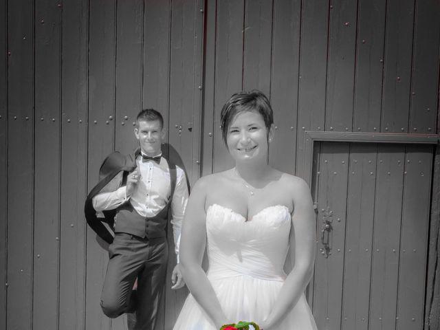 Le mariage de Benjamin et Mathilde à Chauvigny, Vienne 19