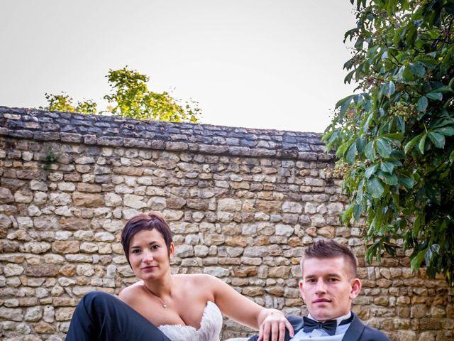 Le mariage de Benjamin et Mathilde à Chauvigny, Vienne 22