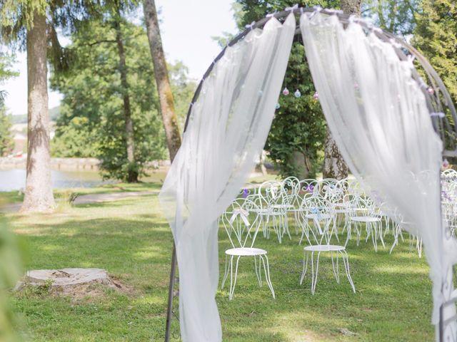 Le mariage de Guillaume et Aurélie à Landaville, Vosges 15