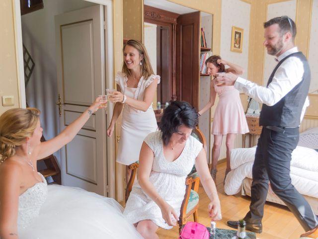 Le mariage de Guillaume et Aurélie à Landaville, Vosges 53