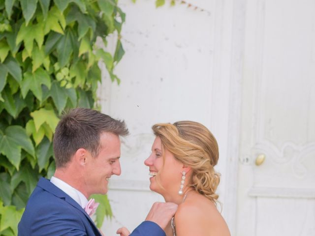 Le mariage de Guillaume et Aurélie à Landaville, Vosges 64