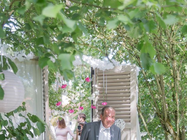 Le mariage de Guillaume et Aurélie à Landaville, Vosges 71