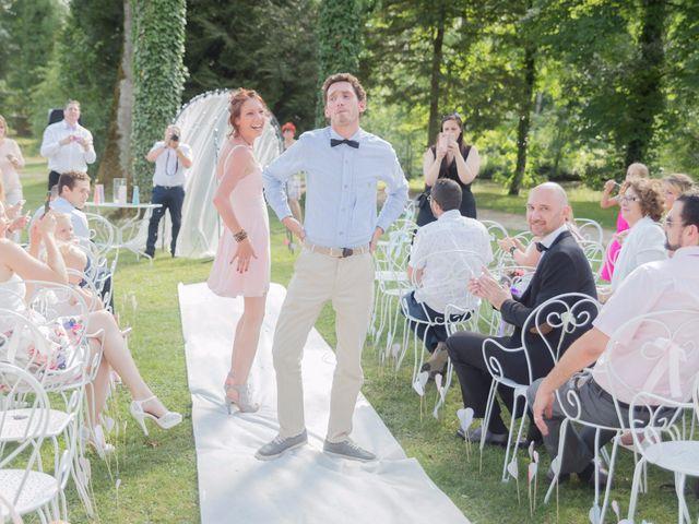 Le mariage de Guillaume et Aurélie à Landaville, Vosges 75