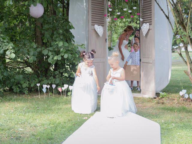 Le mariage de Guillaume et Aurélie à Landaville, Vosges 82