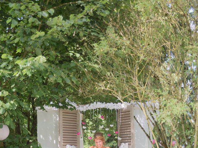 Le mariage de Guillaume et Aurélie à Landaville, Vosges 86
