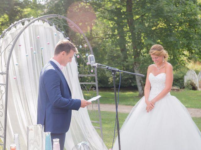 Le mariage de Guillaume et Aurélie à Landaville, Vosges 90
