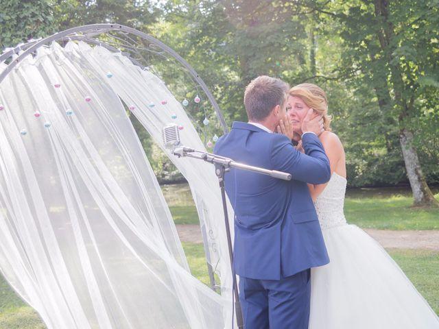 Le mariage de Guillaume et Aurélie à Landaville, Vosges 91