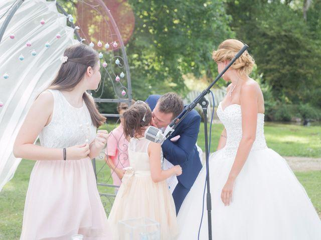 Le mariage de Guillaume et Aurélie à Landaville, Vosges 95