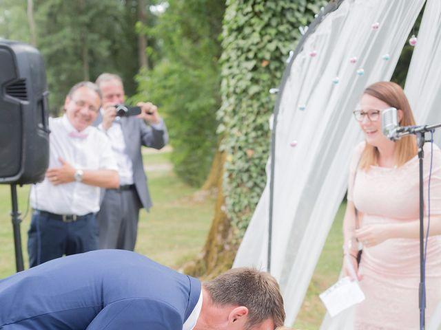 Le mariage de Guillaume et Aurélie à Landaville, Vosges 97