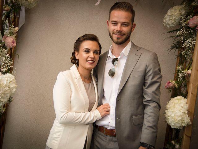 Le mariage de Greg et Aurélie à Méziré, Territoire de Belfort 10