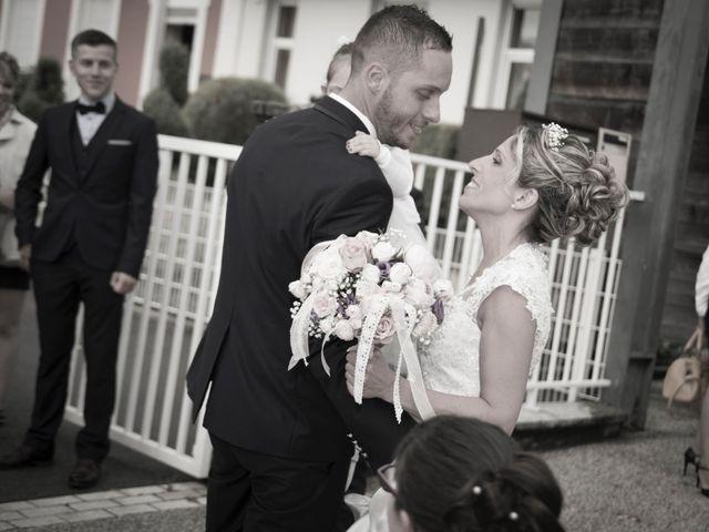 Le mariage de Greg et Aurélie à Méziré, Territoire de Belfort 20