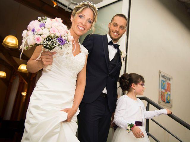 Le mariage de Greg et Aurélie à Méziré, Territoire de Belfort 22