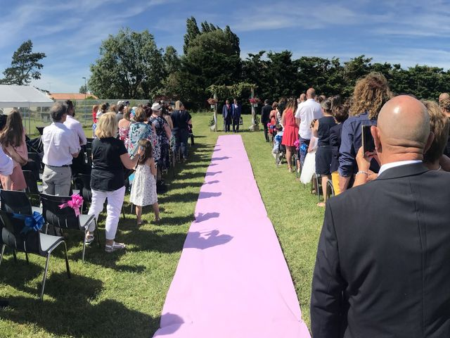 Le mariage de Sylvain et Julien à Beauvoir-sur-Mer, Vendée 2