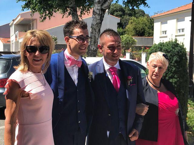 Le mariage de Sylvain et Julien à Beauvoir-sur-Mer, Vendée 38