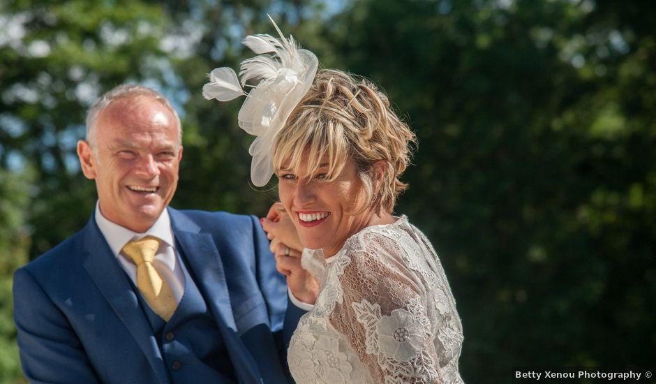 Le mariage de Tony et Cathy à Marennes, Charente Maritime