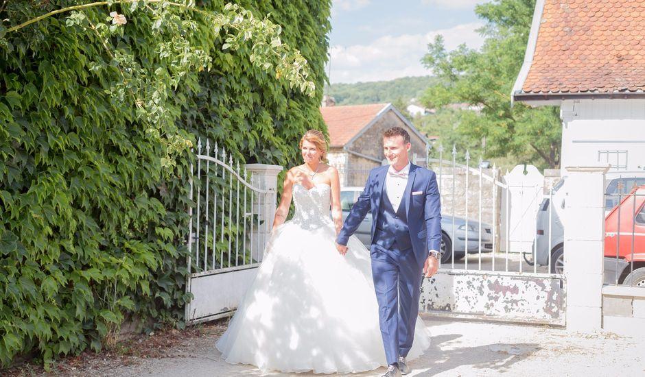 Le mariage de Guillaume et Aurélie à Landaville, Vosges