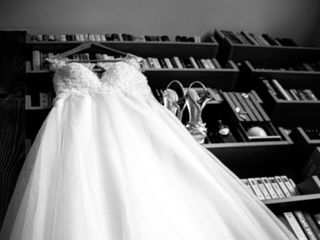 Le mariage de Marie et Jordan 1