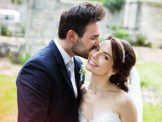 Le mariage de Marie-Amélie et Jonathan