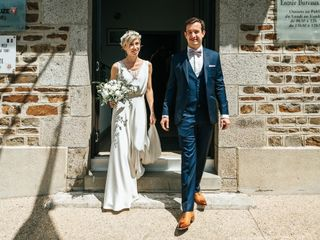 Le mariage de Marie et Laurent