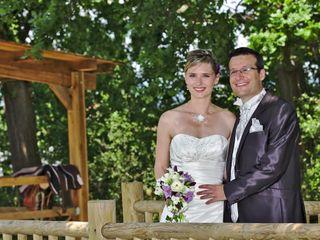 Le mariage de Caroline et Bastien