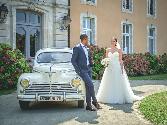 Le mariage de Paul et Adèle à Sargé-lès-Le Mans, Sarthe 10