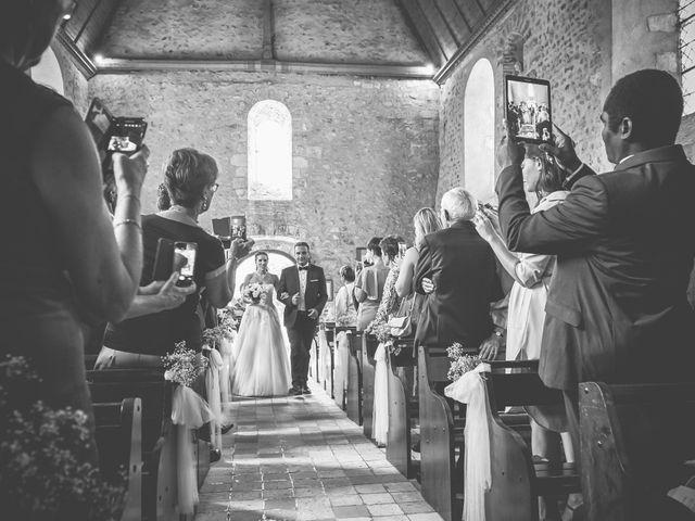 Le mariage de Paul et Adèle à Sargé-lès-Le Mans, Sarthe 18