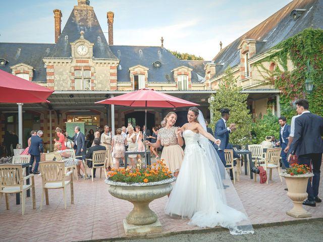 Le mariage de Paul et Adèle à Sargé-lès-Le Mans, Sarthe 37