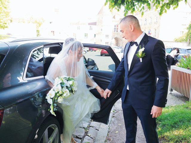 Le mariage de William et Emmanuelle à Villeneuve-le-Comte, Seine-et-Marne 9