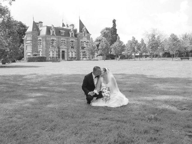 Le mariage de William et Emmanuelle à Villeneuve-le-Comte, Seine-et-Marne 16