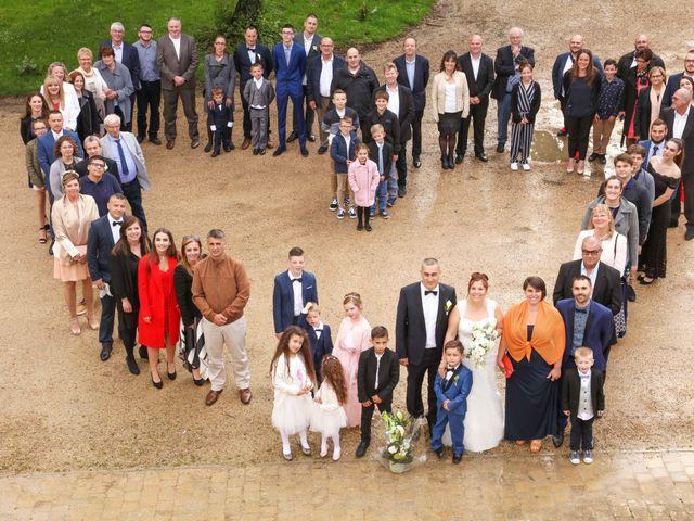 Le mariage de William et Emmanuelle à Villeneuve-le-Comte, Seine-et-Marne 19
