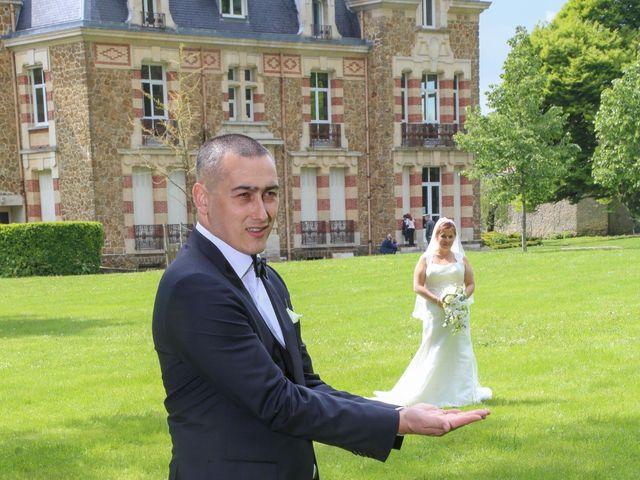 Le mariage de William et Emmanuelle à Villeneuve-le-Comte, Seine-et-Marne 24