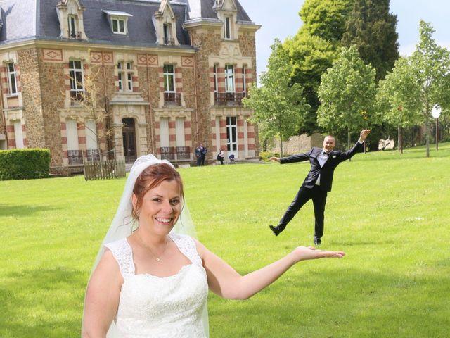 Le mariage de William et Emmanuelle à Villeneuve-le-Comte, Seine-et-Marne 25
