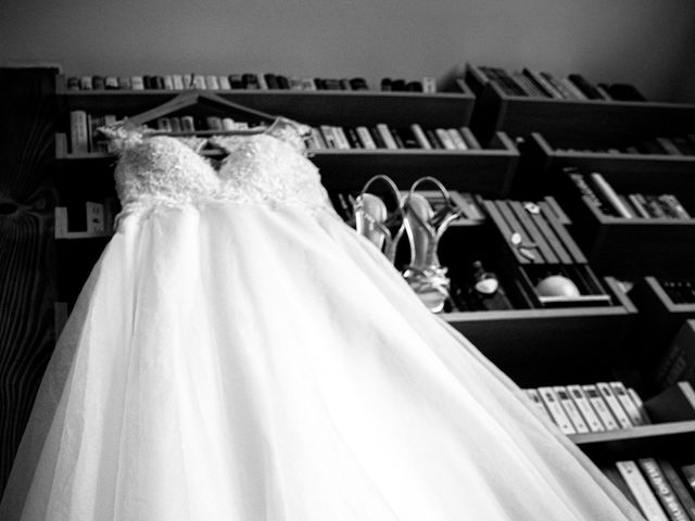 Le mariage de Jordan et Marie à Féy, Moselle 3