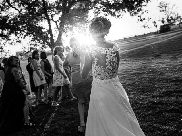 Le mariage de Jordan et Marie à Féy, Moselle 15