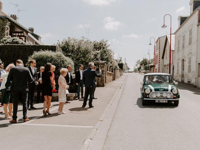 Le mariage de Laurent et Marie à Carolles, Manche 8