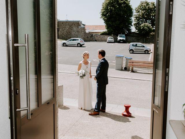 Le mariage de Laurent et Marie à Carolles, Manche 9