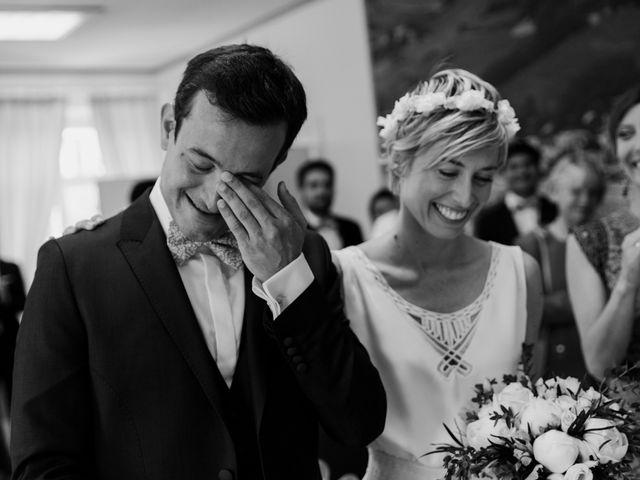 Le mariage de Laurent et Marie à Carolles, Manche 12