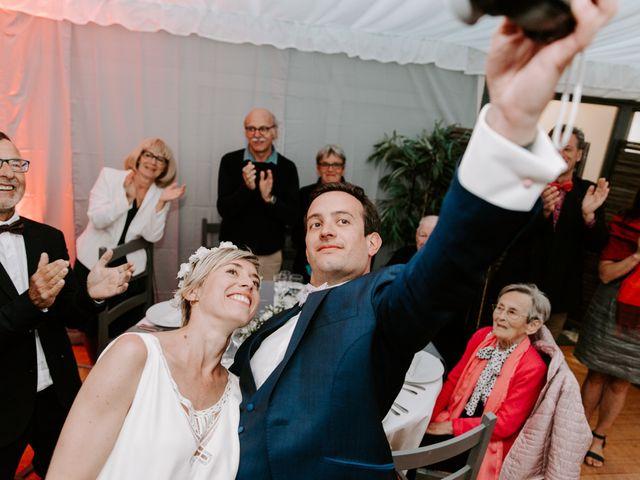 Le mariage de Laurent et Marie à Carolles, Manche 35