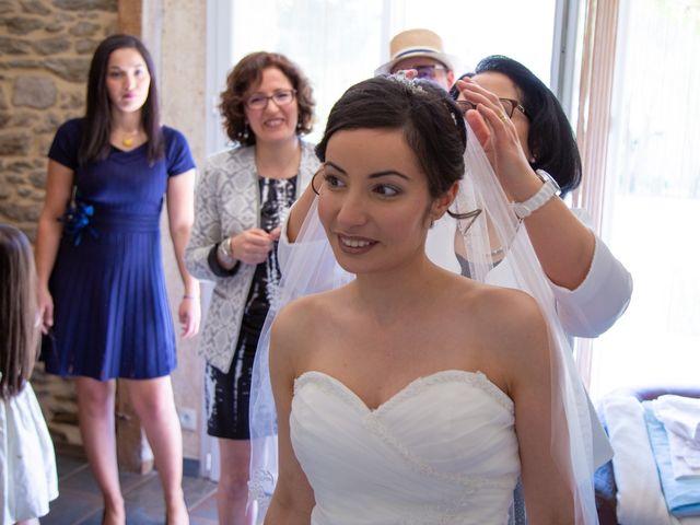 Le mariage de Sylvain et Nadia à Douarnenez, Finistère 6