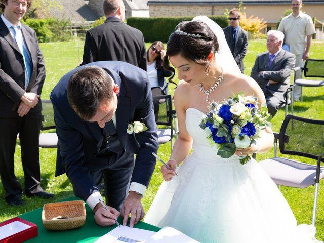 Le mariage de Sylvain et Nadia à Douarnenez, Finistère 13