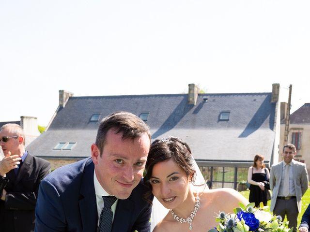 Le mariage de Sylvain et Nadia à Douarnenez, Finistère 14
