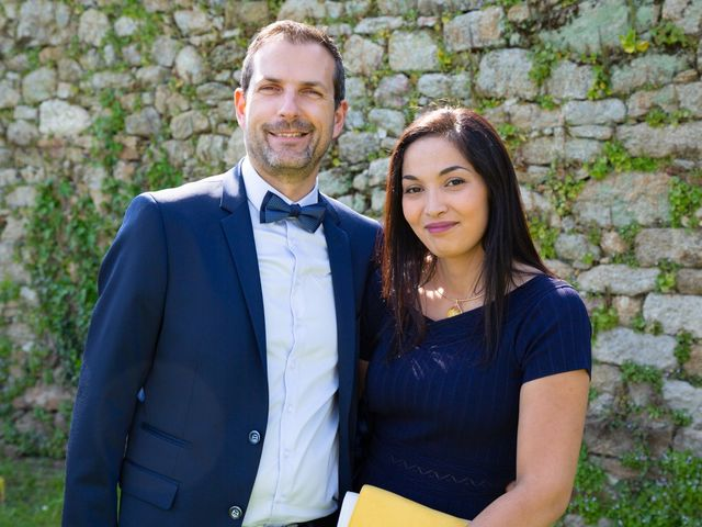 Le mariage de Sylvain et Nadia à Douarnenez, Finistère 15