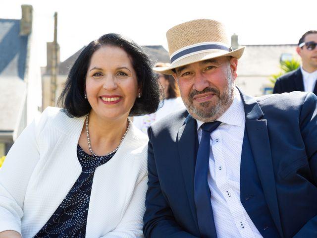 Le mariage de Sylvain et Nadia à Douarnenez, Finistère 16