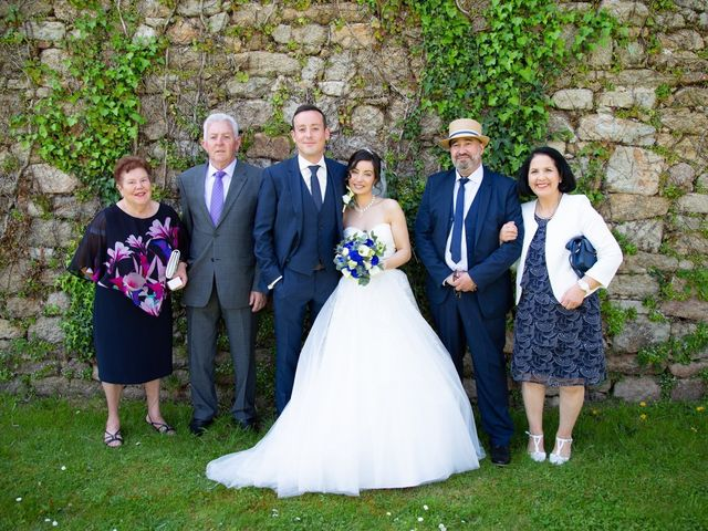 Le mariage de Sylvain et Nadia à Douarnenez, Finistère 17