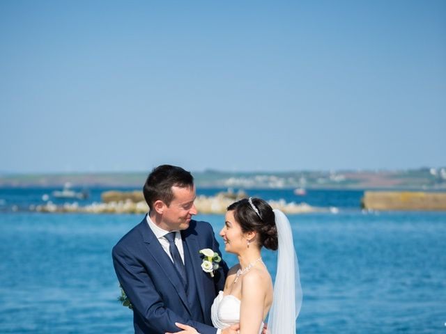 Le mariage de Sylvain et Nadia à Douarnenez, Finistère 21